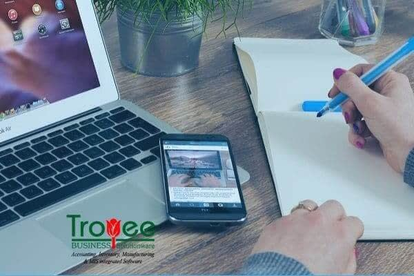 Desktop accounting software in Bangladesh Troyee