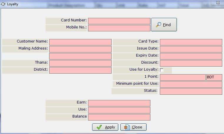 POS Software in Bangladesh for retail shop
