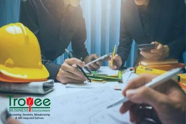 Construction Accounting Software Bangladesh Troyee